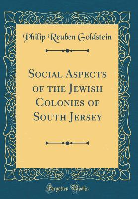 Social Aspects of the Jewish Colonies of South Jersey (Classic Reprint)