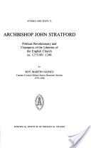 Archbishop John Stratford