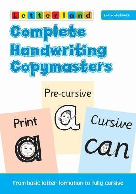 Complete Handwriting Copymasters