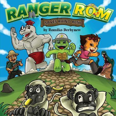 Ranger Rom Saves Rhino Reth