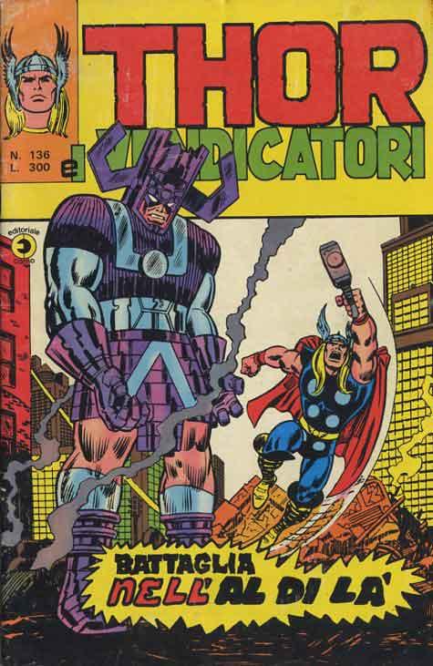 Thor e i Vendicatori...