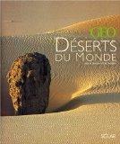 Les déserts vus par Géo