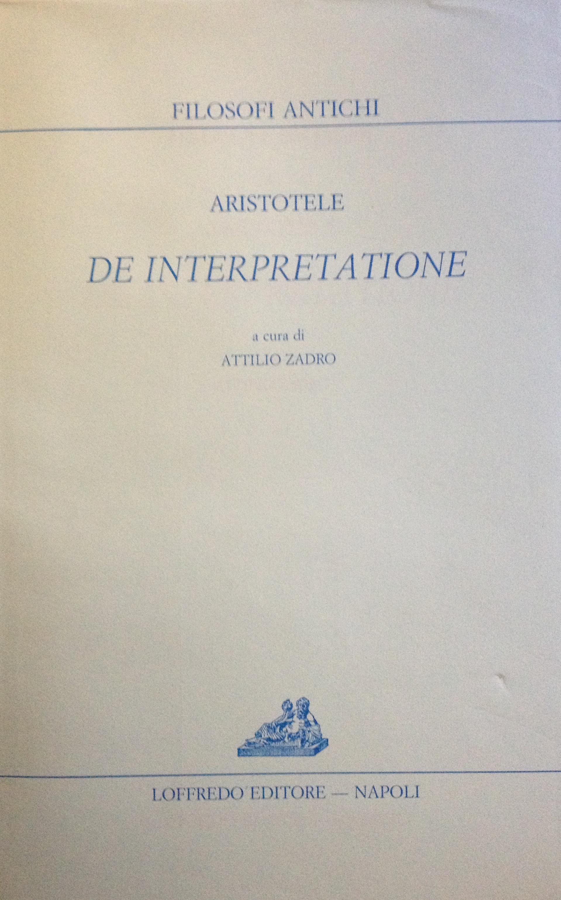 De interpretatione