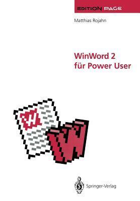 Winword 2 Fur Power User