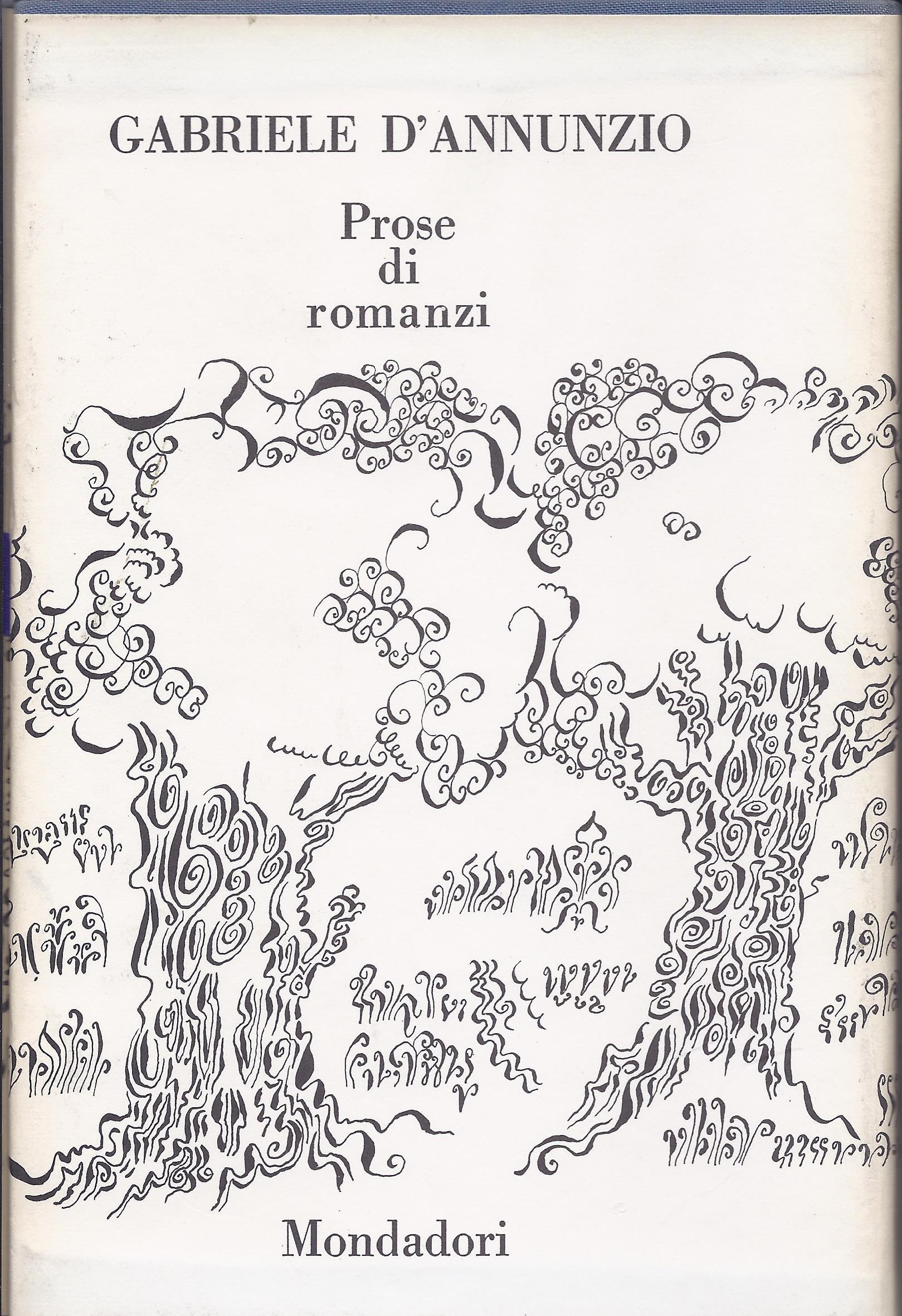 Prose di romanzi - Volume I