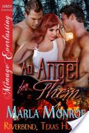 An Angel for Them [Riverbend, Texas Heat 5] (Siren Publishing Ménage Everlasting)