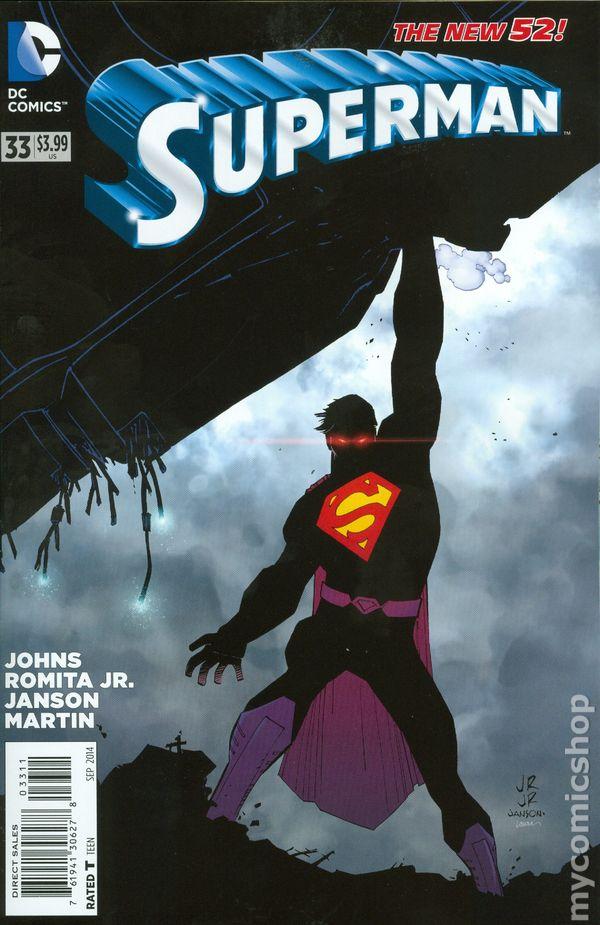 Superman Vol.3 #33