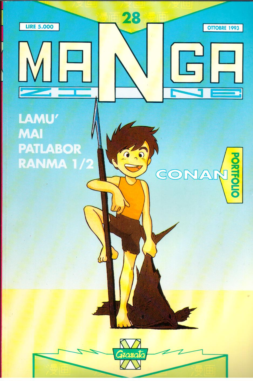 Mangazine n. 28