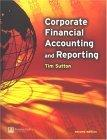 Corporate Financial Accounting & Reporting