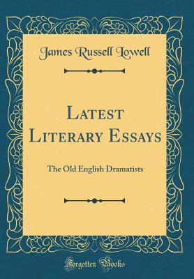 Latest Literary Essays