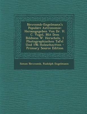 Newcomb-Engelmann's Populare Astronomie