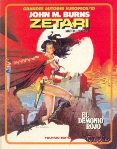 Zetari: El Demonio rojo