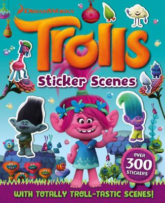 Trolls Sticker Scene...