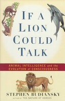 If a lion could talk