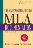 The Wadsworth Guide to MLA Documentation