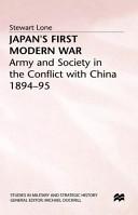 Japan's First Modern War