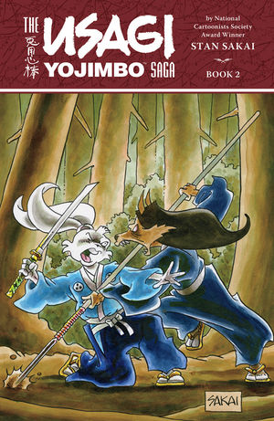 The Usagi Yojimbo Sa...