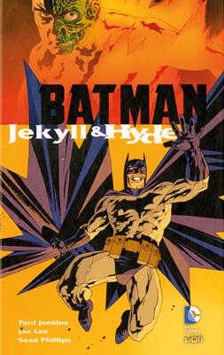 Batman: Jekyll & Hyde - Variant