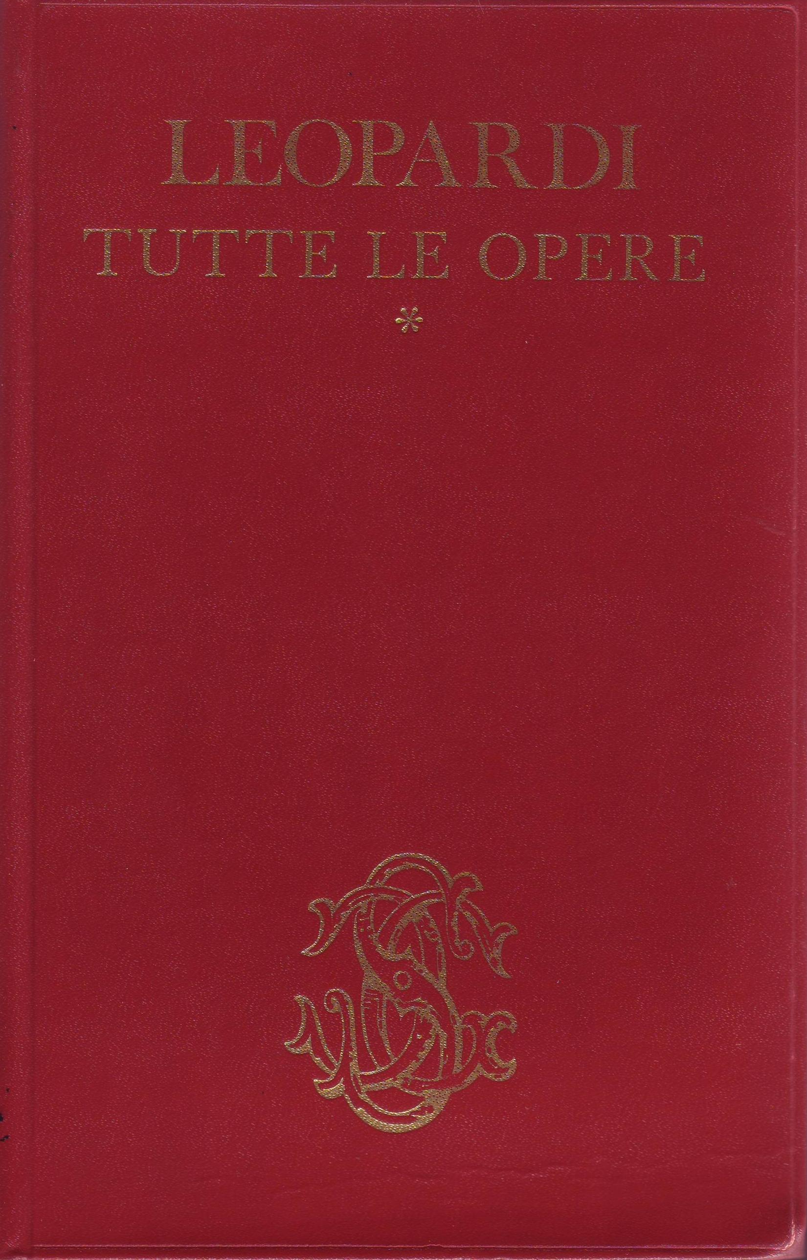 Tutte le opere - Vol. 1