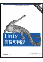 Unix 備份與回復