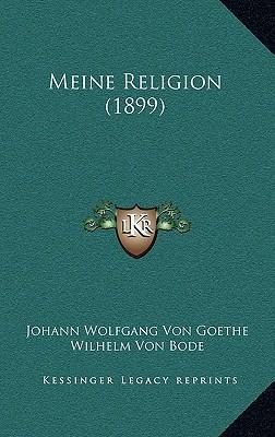 Meine Religion (1899)