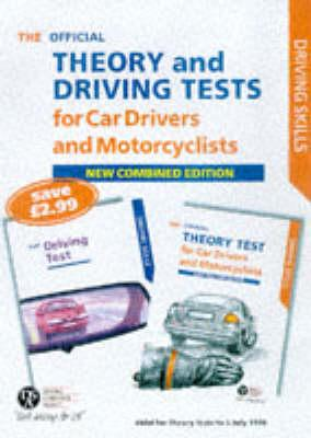 The complete driving and theory tests for car drivers and motorcyclists