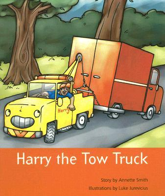 Harry the Tow Truck