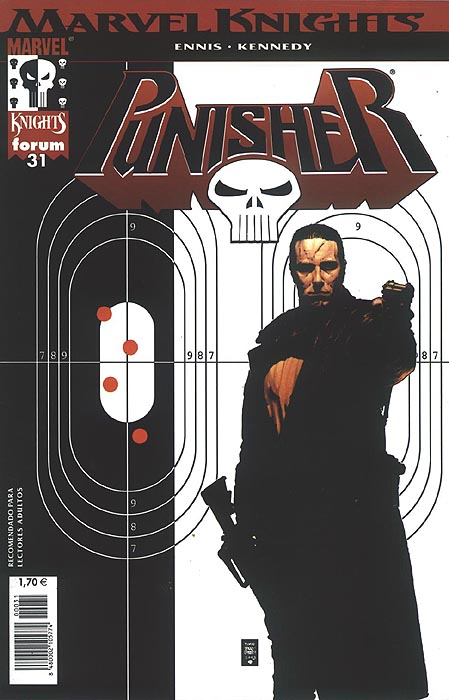 Marvel Knights: Punisher Vol.2 #31