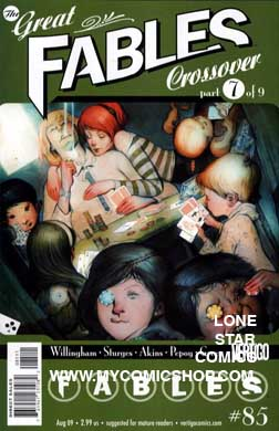 Fables n. 85