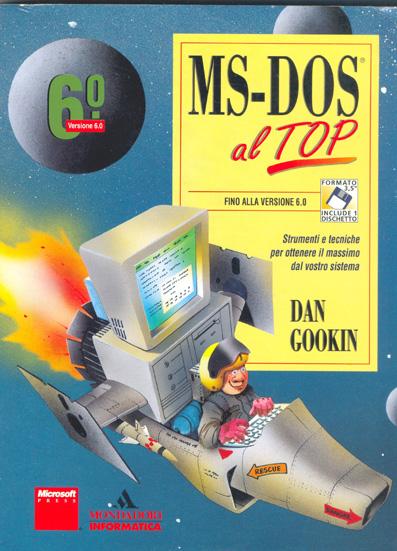 MS-DOS al «Top». Con floppy disk