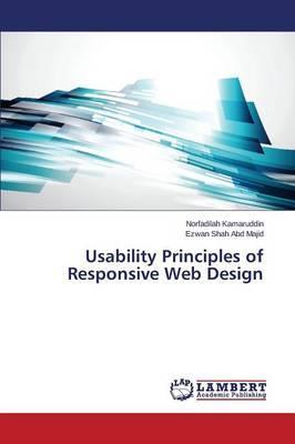 Usability Principles of Responsive Web Design