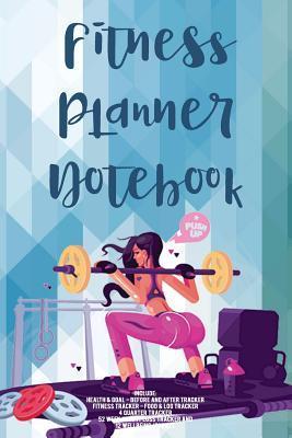 Fitness Planner Notebook
