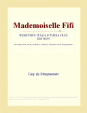 Mademoiselle Fifi (W...