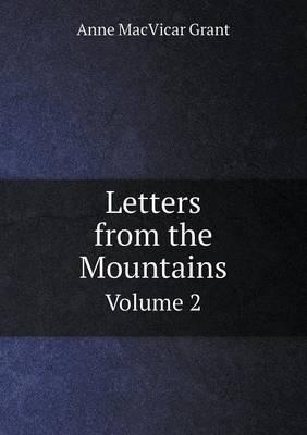 Letters from the Mountains Volume 2