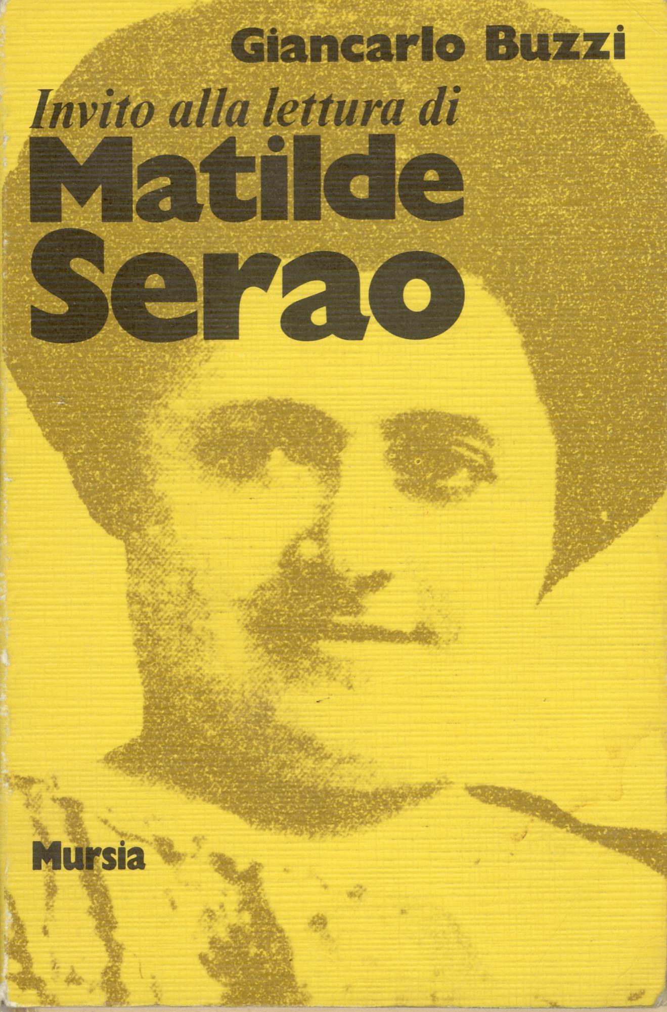 Invito alla lettura di Matilde Serao
