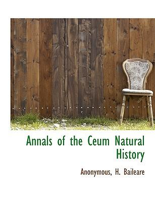 Annals of the Ceum  Natural History