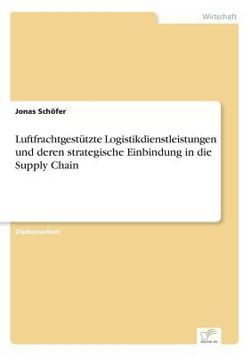 Luftfrachtgestützte Logistikdienstleistungen und deren strategische Einbindung in die Supply Chain