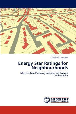 Energy Star Ratings for Neighbourhoods