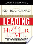 Leading at a Higher ...