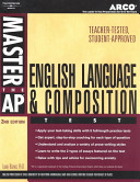 Arco Master the Ap English Language and Composition Test 2003