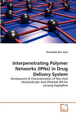 Interpenetrating Polymer Networks (IPNs) in Drug Delivery System