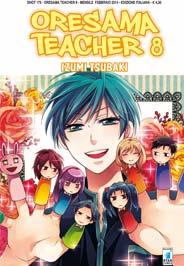 Oresama Teacher vol. 8