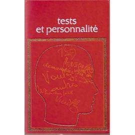 Notre personnalité par les tests