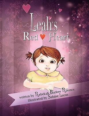 Leah's Red Heart