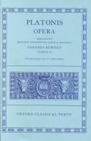 Platonis opera, II