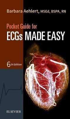 Pocket Guide for ECGs Made Easy, 6e