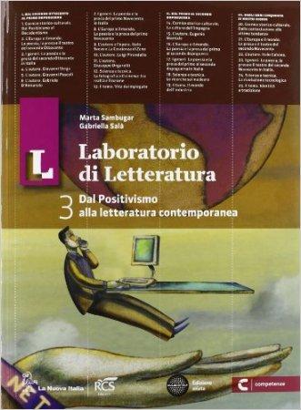 Il laboratorio di letteratura. Con Guida all'esame. Per le Scuole superiori. Con espansione online