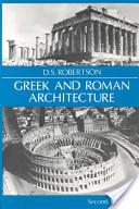 Greek and Roman Architecture