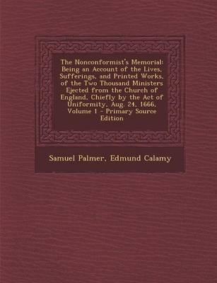 The Nonconformist's Memorial