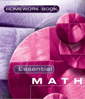 Essential Maths 7c Homework Book